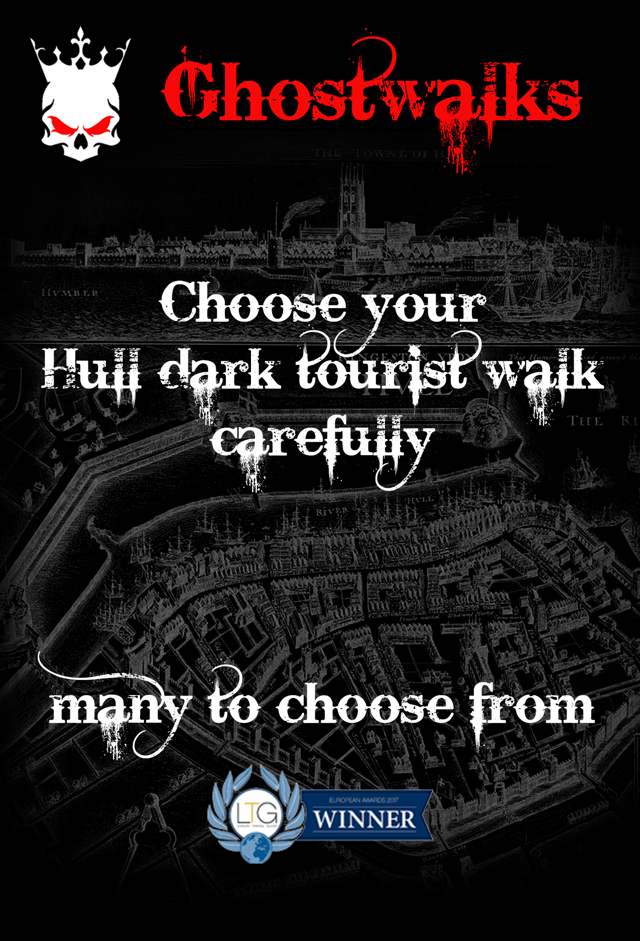 Ghostwalks hull