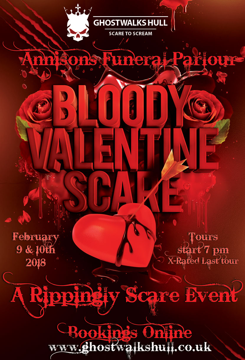 Scare event Bloody Valentines