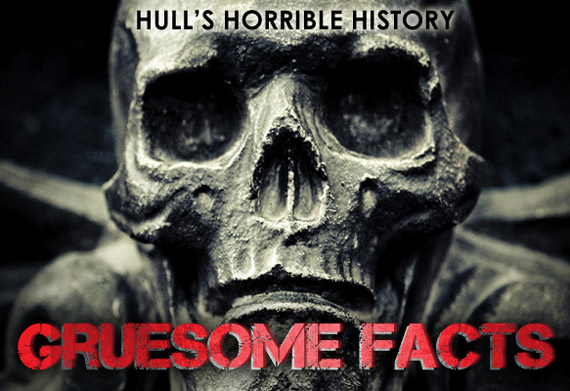 gruesome, ghosts, hauntings hull