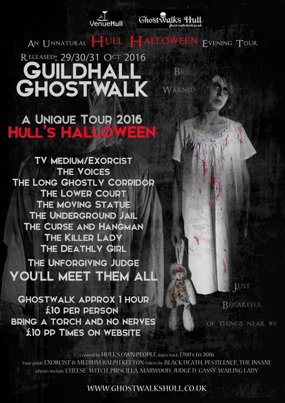 old town ghostwalk hull