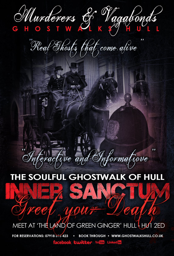 inner sanctum ghost walks haunted hull